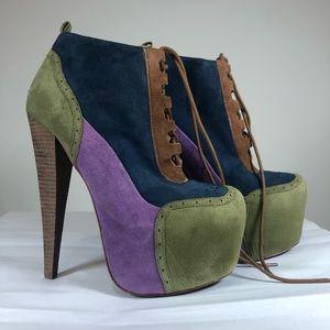 ALDO RISE X PREEN High Heel Boots 6,5